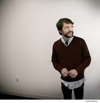 Tim Kasher By Eric Nowels