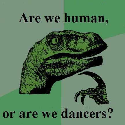 Philosoraptor_human_or_dancers