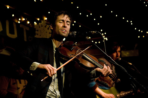 Andrew Bird live Hideout Chicago